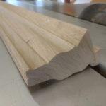 Der Rohling für viele Holz-Mäuse