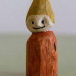 Ein kleiner Holzwichtl