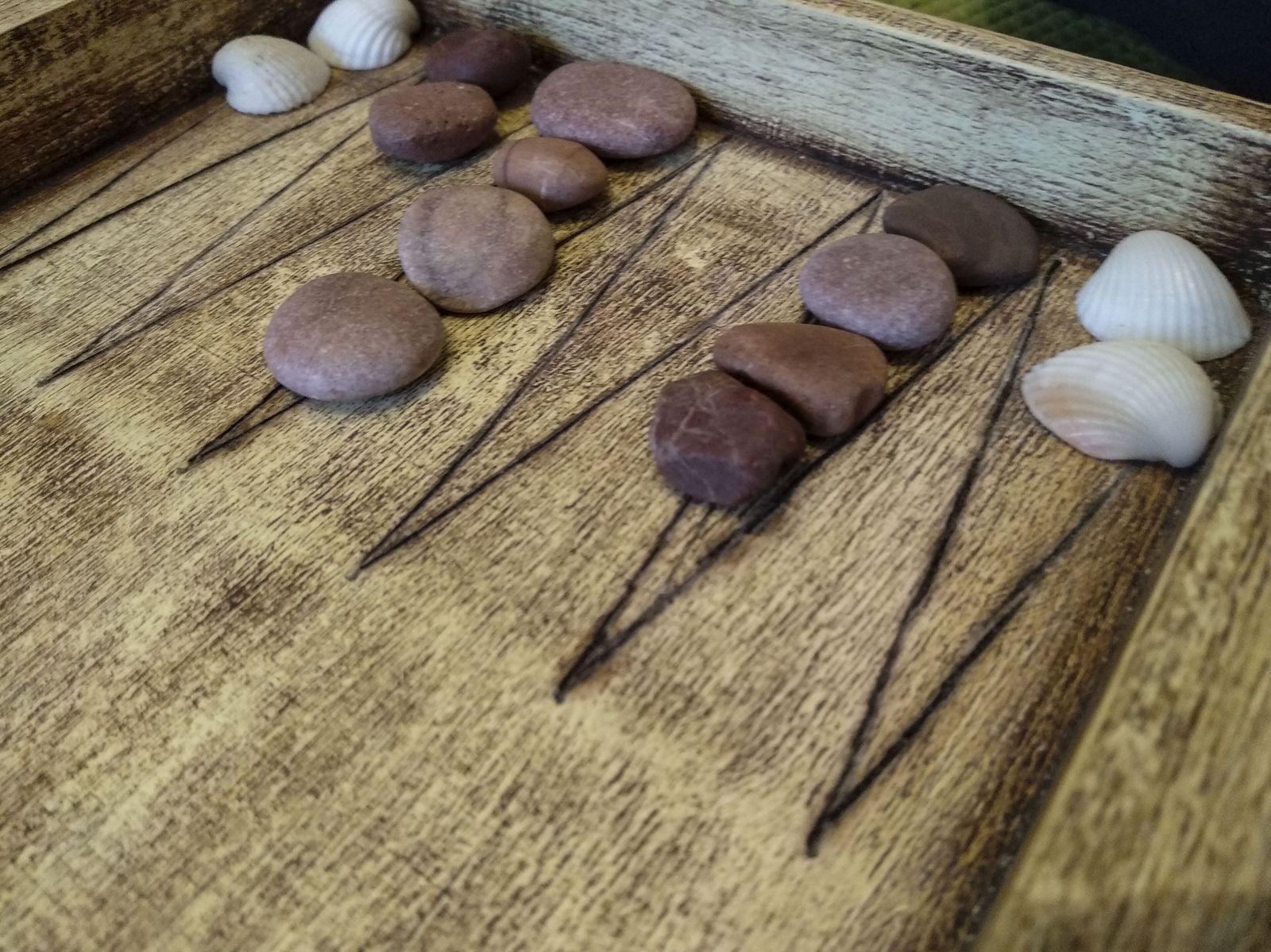 Backgammon Selber Bauen